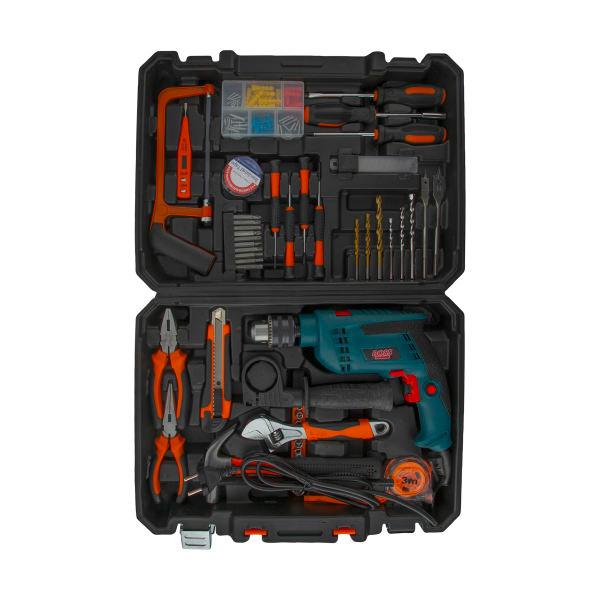 مجموعه ابزار حرفه ای 100 عددی باس مدل B-kit
