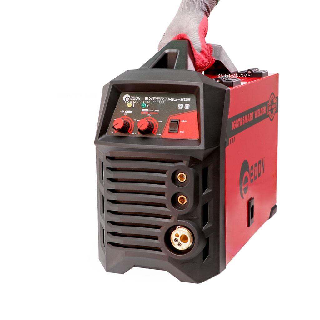 دستگاه جوش اینورتر co2 تکفاز 200 امپر ادون